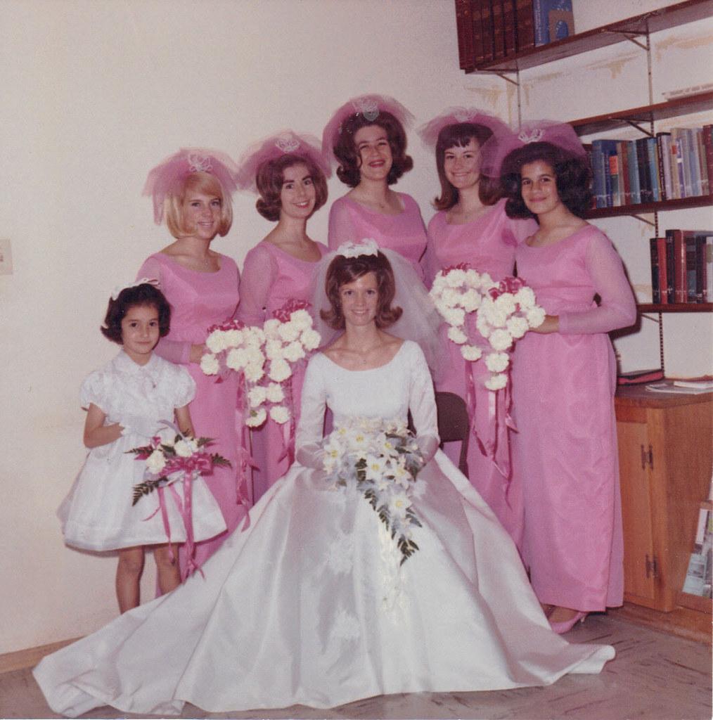 60's wedding
