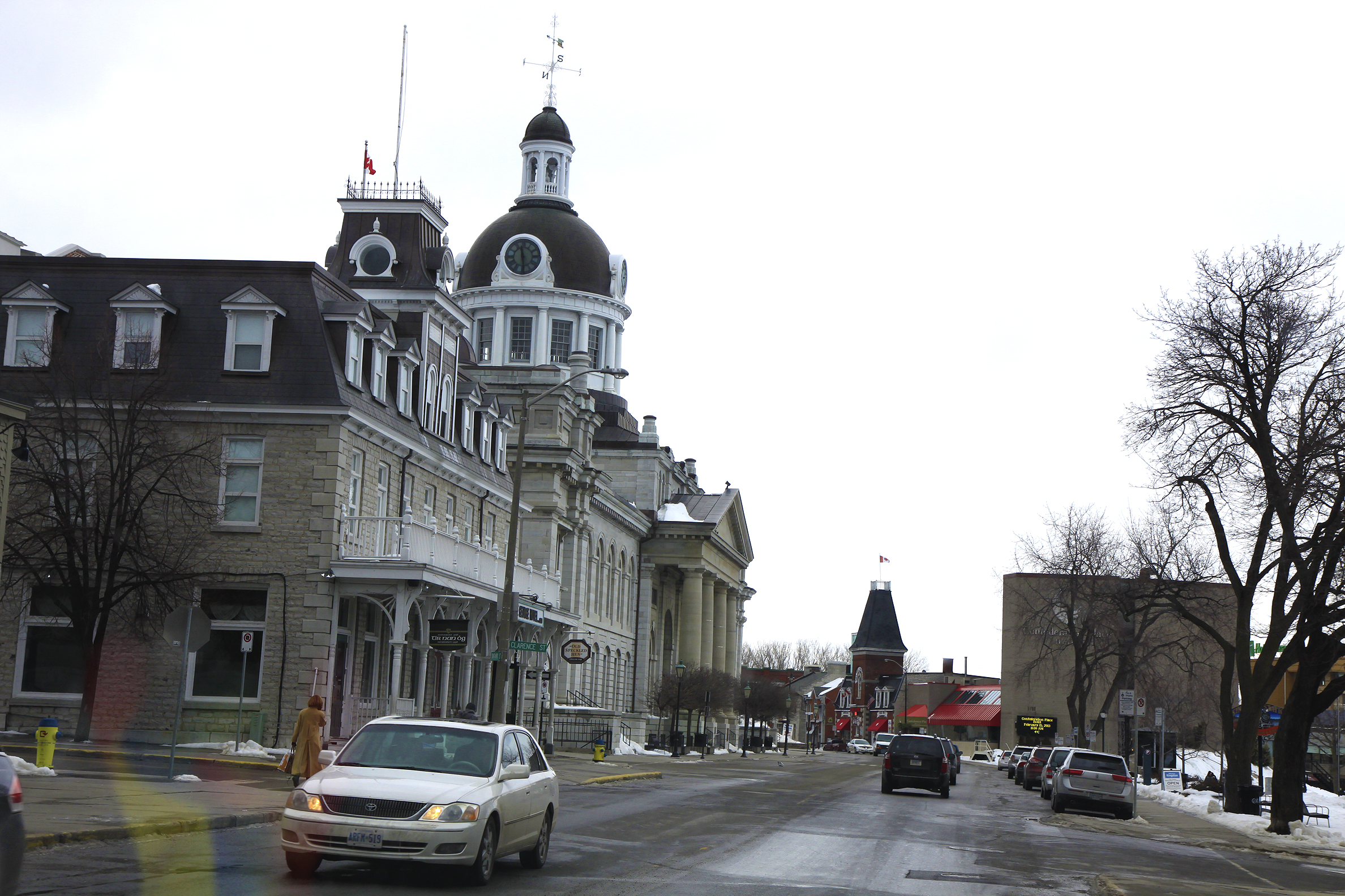 city hall kingston