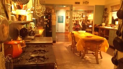 Julia Child's kitchen by christopher575