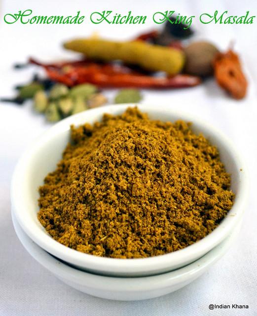 Everest Kitchen King Masala Recipes