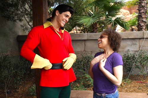 Gaston and Me