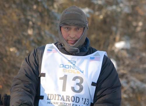 2011 winner John Baker