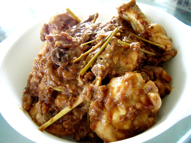 Satay chicken 1
