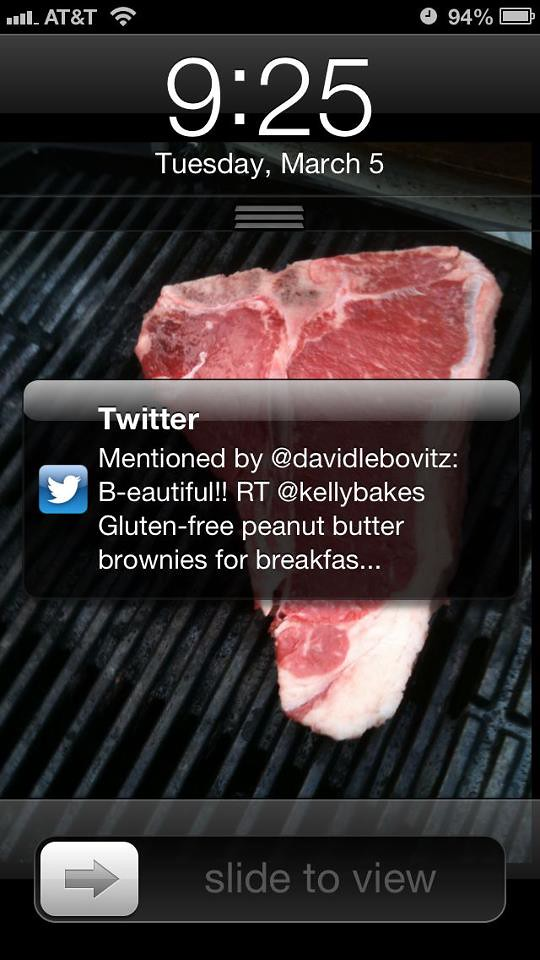 david lebovitz retweet