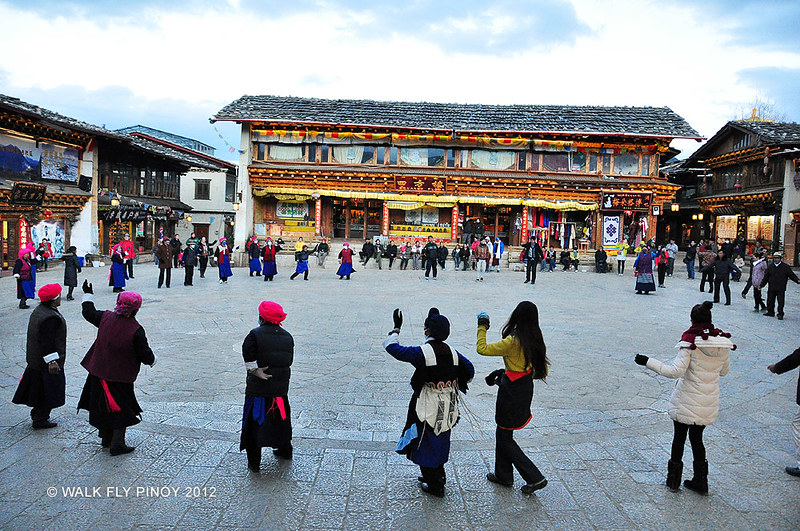 Shangri-la (Zhongdian) in Yunnan, China