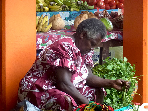 Port Vila Food Market | The best in the South Pacific ?