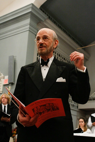 Dr. William E. Hettrick, Hofstra University professor of music