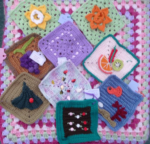 Fiona 'wilfi' (Netherlands) Your Squares arrived thank you!