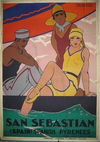001-Cartel- Rafael de Penagos Zalabardo-1927- via conservaciondellibro.blog