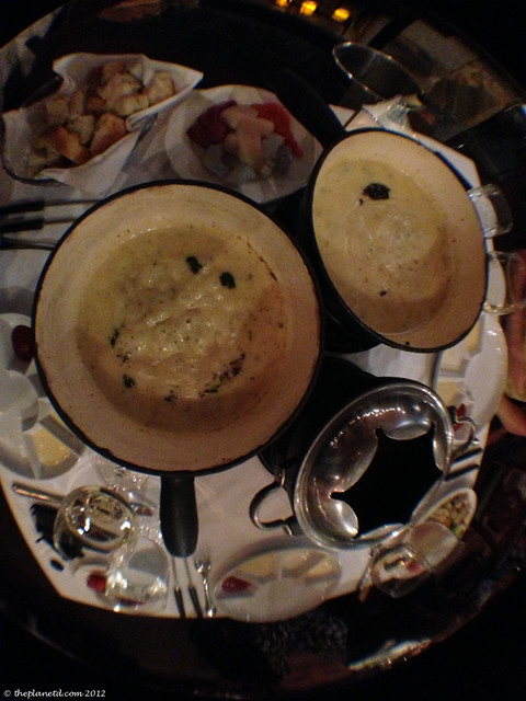 cheese fondue romantic whistler