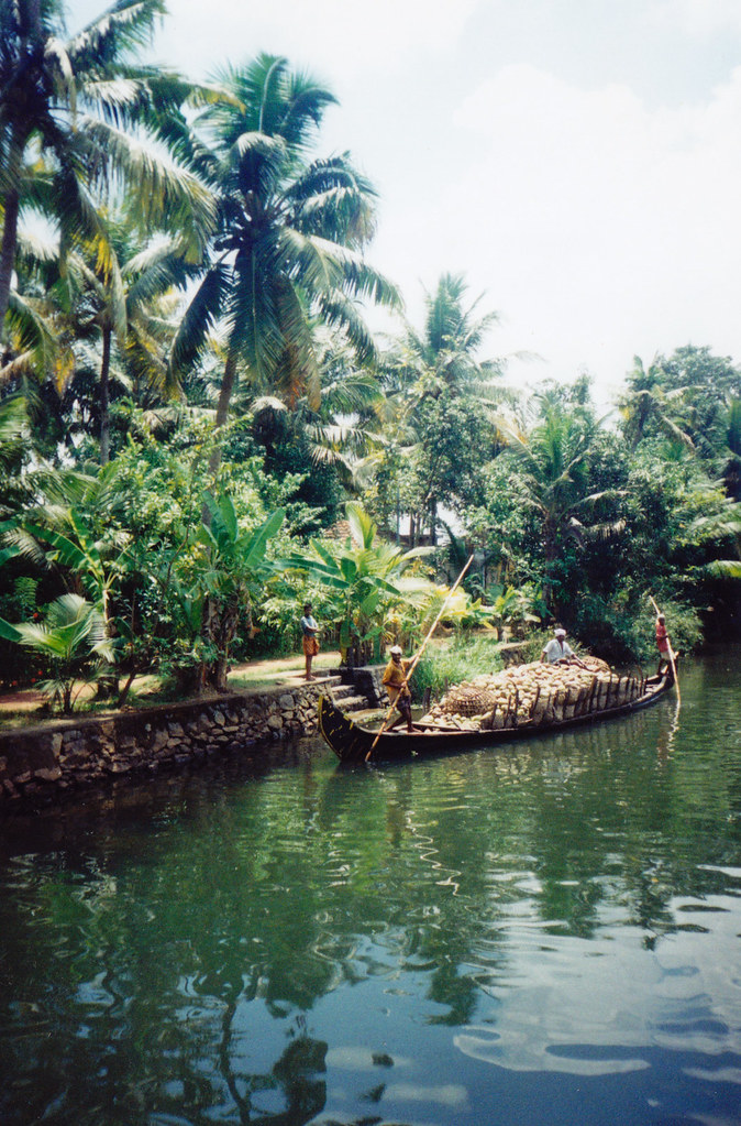 Beautiful Photos Of The Kerala Backwaters In India A Network Of Rivers Places Boomsbeat