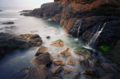 ocean film oregon analog landscape coast lofi pinhole pacificocean pacificnorthwest oregoncoast westcoast zeroimage pinscape zero69 zeroimagepinhole bluemooncamera