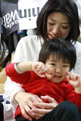 とらちゃんともとこちゃん 2013/3/10