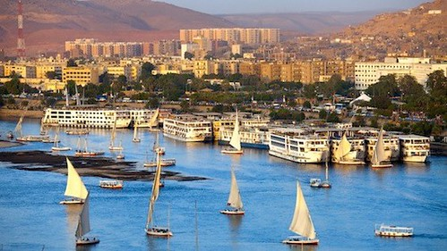 Experience luxury boat cruises on the Nile River