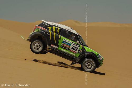 man monster speed desert country rally mini perú desierto dakar raid velocidad rapido arid ica arido extremo dia2 veloz arides piscopisco stéphanepeterhansel