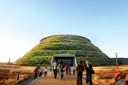 The Cradle of Humankind: Maropeng