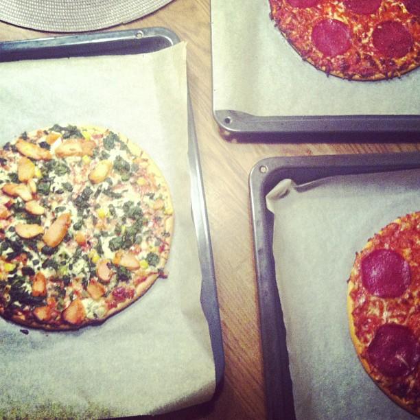 Pizzatime.