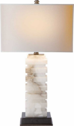 Alabaster-Lamp-Rectangle-Shade
