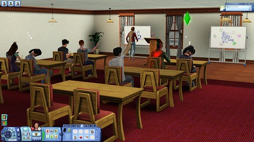 The Sims 3: University Life/Detailed features