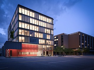 Preferred proponent selected for Wood Innovation and Design Centre