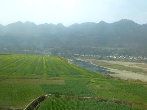 Hunan13-Changsha-Zhangjiajie-Train (379)