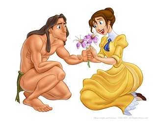 Jane & Tarzan - Inspiration