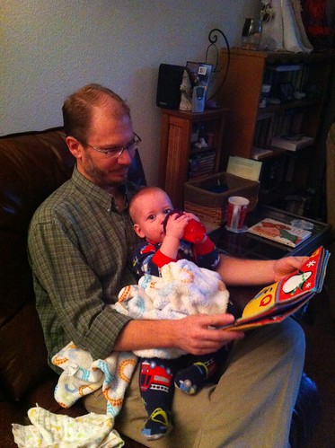 Reading with Father