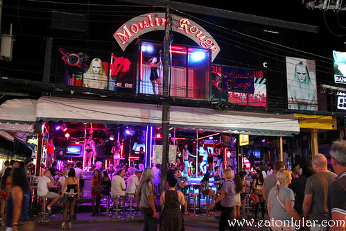 Patong Night Life, Phuket