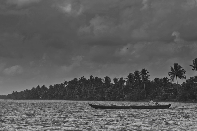 The Monsoons of Kerala