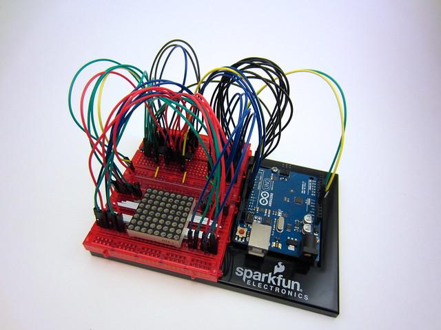 A SparkFun Plug