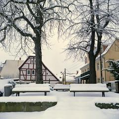 Kalte Bänke - cold benches