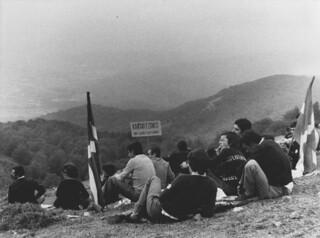 Karrantza en el Alderdi Eguna 1977
