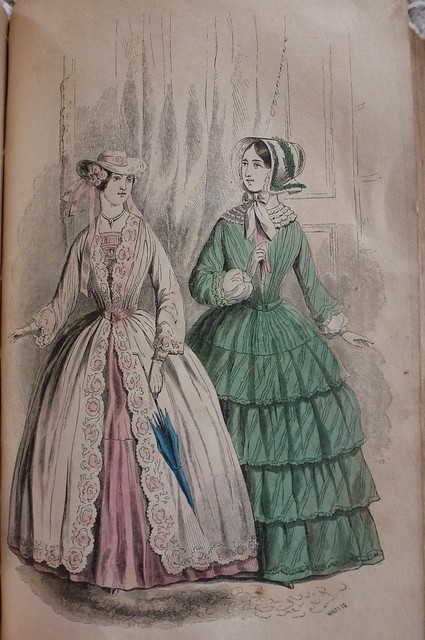 Godey's Lady's Book, June 1853 2