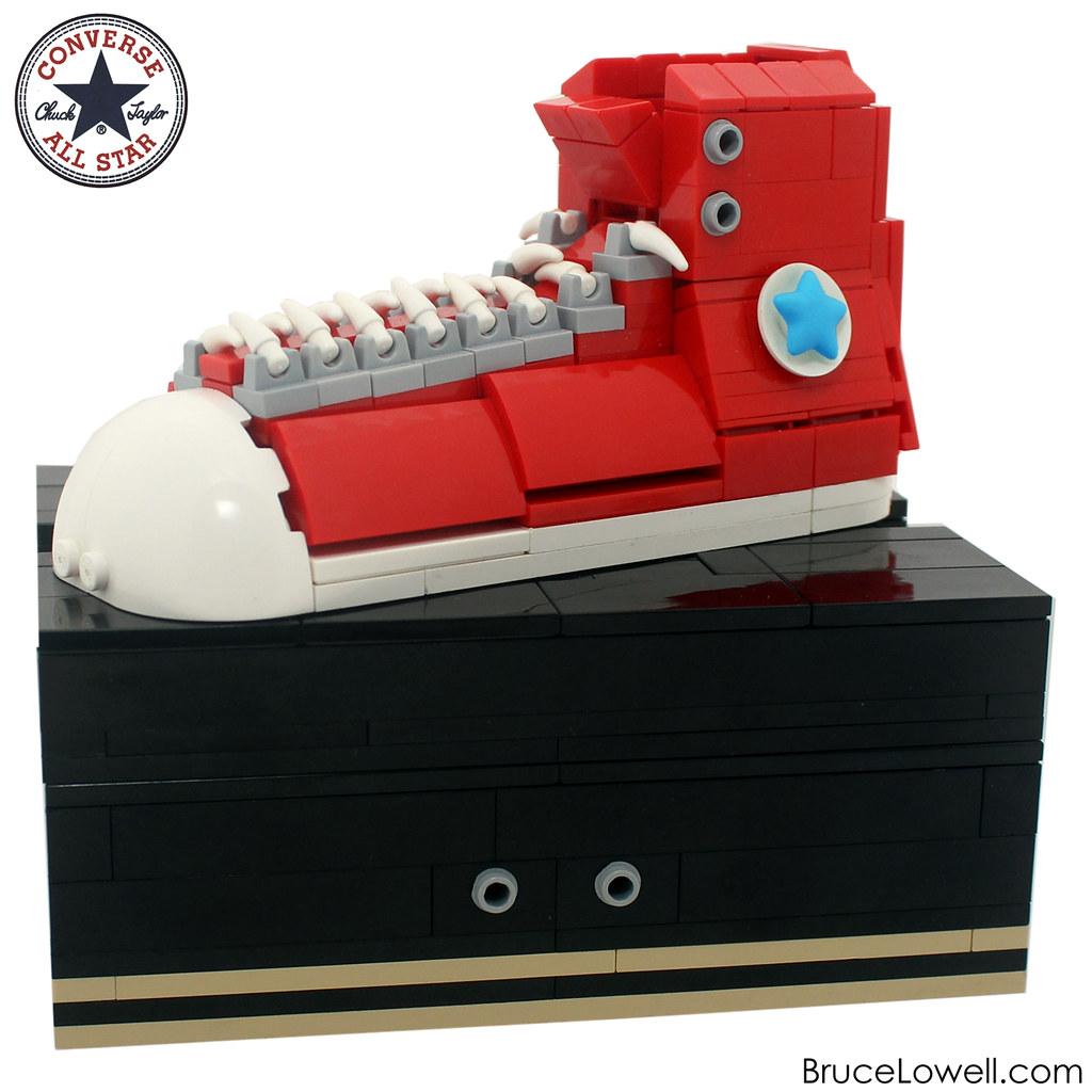 1fb6c50db907bf ... Converse Chuck Taylor All Star (Red Hi Top)