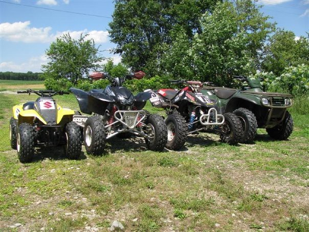 Finally Made Decision to Mod the 400EX [Archive] - ATV