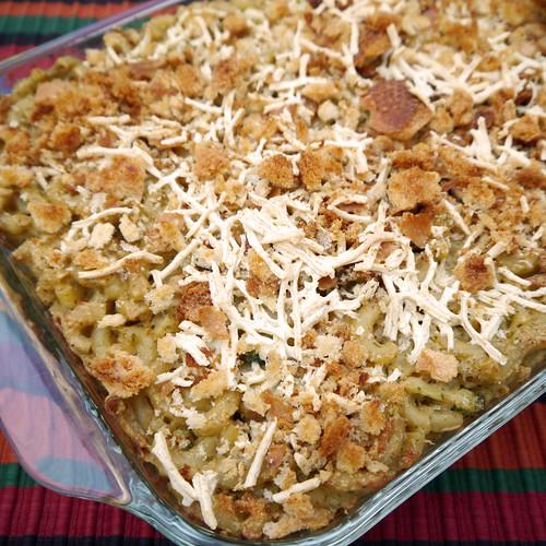 2013-03-28 - VMP Tahini Broccoli Pasta Bake - 0002