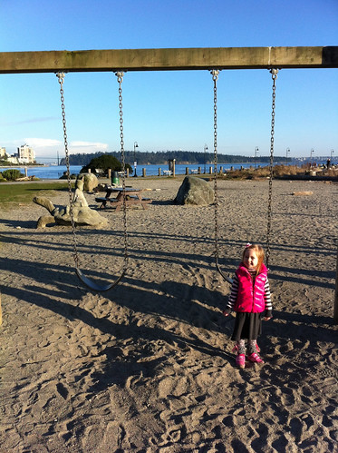 Dundarave Beach, Vancouver