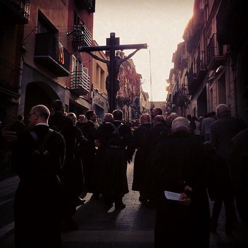 #Processó #Viacrucis #Viacreu #SetmanaSanta #tradició #Gelida #Penedès #Catalunya