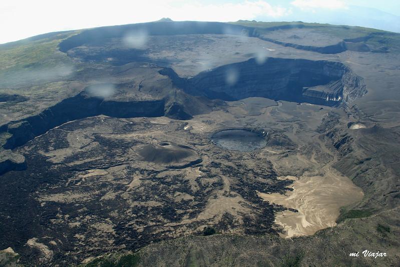 Karthala volcan