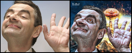 Before and After MrBean