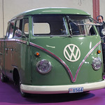 VW Type-2 Crewcab