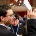 Stimmabgabe am Bundesparteitag