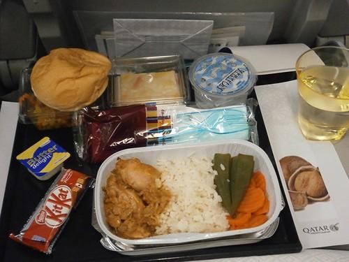 m_Food on Plane