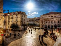 Downtown, Lisbon