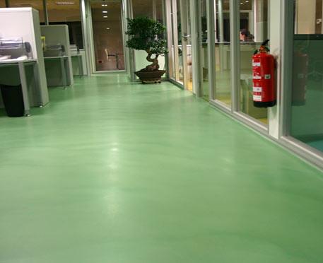 Pisos de microcemento la mejor opci n en pavimentos for Microcemento alisado