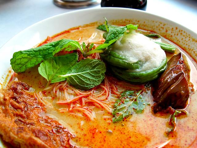 IMG_0819 咖哩米粉 , Beehoon curry