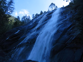Upper Fall Bridal Veil