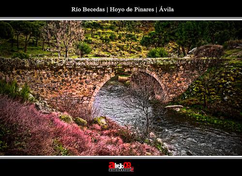 Río Becedas | Hoyo de Pinares | Ávila by alrojo09