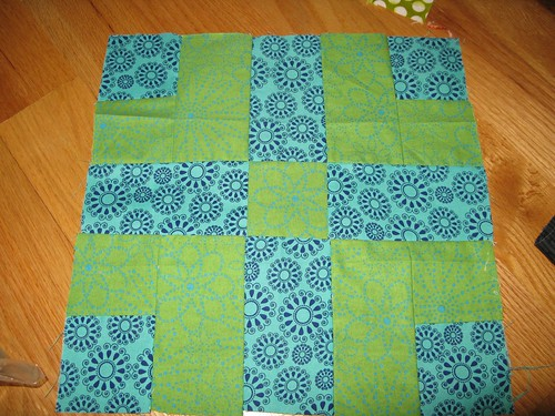 block for bag #14