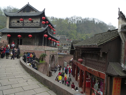 Hunan13-Fenghuang-Ville-Rive Sud (28)